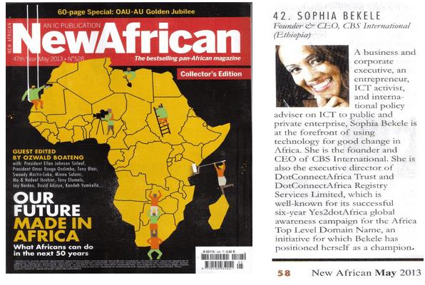50 African Trailblazers