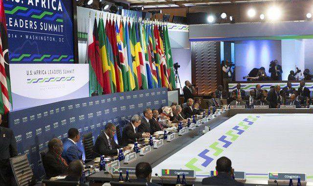 U.S.-Africa Leaders Summit