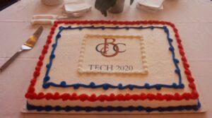 CBC TECH 2020, Inaugural Cake