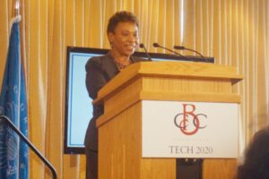 Congresswomen Barbara Lee