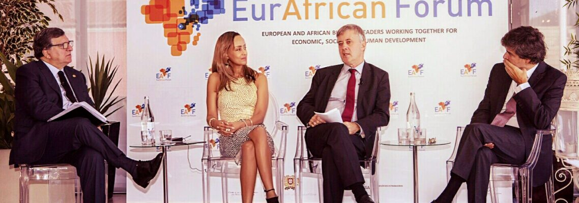 otConnectAfrica at a High Level Discussion on Africa at the EurAfrican Forum in Portugal