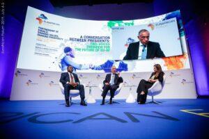 Conversation Between Presidents Eurafrican Forum 2019, July 4-5